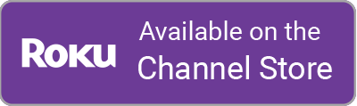 Available on Roku
